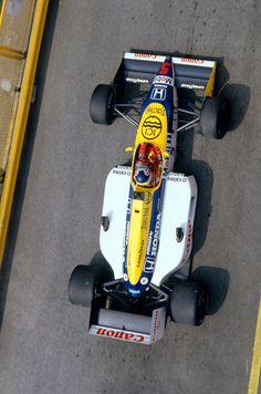 Nigel Mansell, Williams FW11B @ San Marino Grand Prix 1987