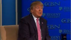 David Limbaugh: Donald Trump is the Only Candidate Who Can Stop Hillary's Abortion Agenda
