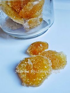 Spices, Peach, Cooking Recipes, Candy, Food, Sweet, Toffee, Cooker Recipes, Peaches