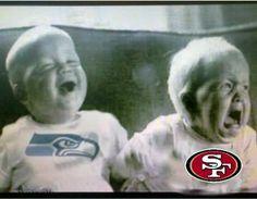 go hawks! Seahawks Vs Cardinals, Seahawks Vs 49ers, Seahawks Memes, Seahawks Fans, Seattle Seahawks, 49ers Memes, Nfl Memes, Football Memes, Sports Memes