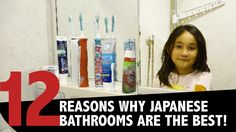 ... and #13 will shock you! Japanese bathrooms are separated into three areas: sink, bath/shower, and toilet. Why do we combine all three in the West? Find o...