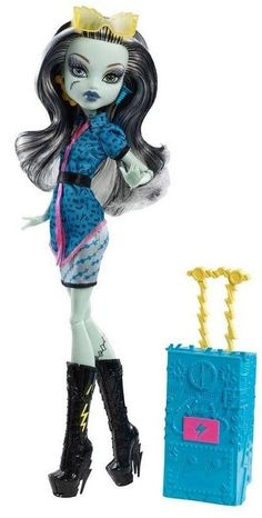 Monster High Scaris Frankie Stein Doll