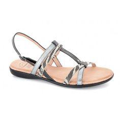 Δερμάτινα Υποδήματα Boxer - Γυναικεία συλλογή, μοντέλο 82445 σε μαύρο και μπεζ δέρμα. Από  59,00 €, τώρα μόνο 39,00 €! Boxer, Sandals, Shoes, Fashion, Moda, Shoes Sandals, Zapatos, Shoes Outlet, Fashion Styles