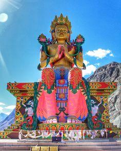 Krishna Bhagwan, Leh Ladakh, Temple, Wonder Woman, Princess Zelda, Superhero, Places, Red, Fictional Characters