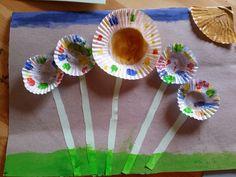 ورود بورق الكب كيك cup cake craft