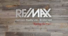Remax Hallmark Realty feature wall - reclaimed barn board supplied by barnboardstore.com - installation by Farshad by Design