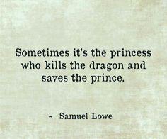 Princess worrier