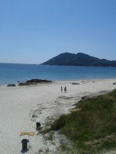 Playa da Vouga. Muros. Galicia.