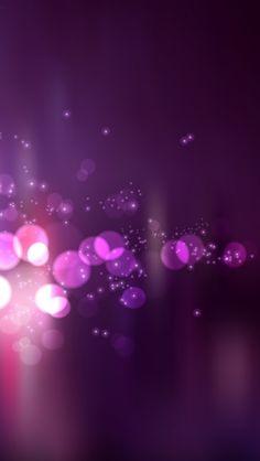 Purple Lights iPhone 5s wallpaper