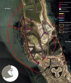 La evaluación ambiental descarta la pasarela en la zona norte de La Manga - La única alternativa sin afecciones al ecosistema sería un trayecto en barco por el Mar Menor, según los expertos de la Universidad de Murcia. http://www.laverdad.es/murcia/201503/20/evaluacion-ambiental-descarta-pasarela-20150320074429.html