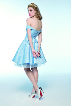 Limited edition Cinderella fashion collection. Exclusively at Hot Topic.