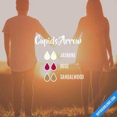 Cupids Arrow - Essential Oil Diffuser Blend