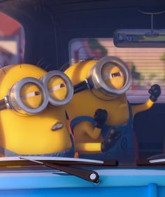 minions // despicable me 2 Cute Minions, Minions Despicable Me, Minions 2014, Minion Humor, Minion Classroom, Yellow Minion, Minion Banana, Minion Pictures, My Best Friend