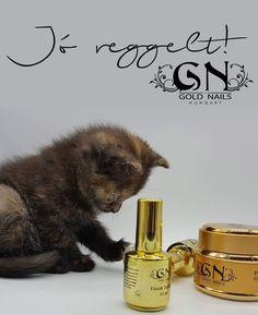 """""""Válassz olyan munkát, amit szeretsz csinálni, és soha életedben nem kell dolgoznod."""" /Konfuciusz (Kr.e. 551-479)/ 🌻 For Distributors: export.goldnails@gmail.com 💅 #instagold #goldmorning #goodmorning #goldnails #nail #nails💅 #nailstagram #cat #cute #mik #hungary #gold #arany #minőség #műköröm #műkörömalapanyagok #finishtopgel #premium #premiumcleargel #brand #highquality #distributors #worldwide"""