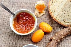 μικρή κουζίνα: Μαρμελάδα κουμ κουάτ