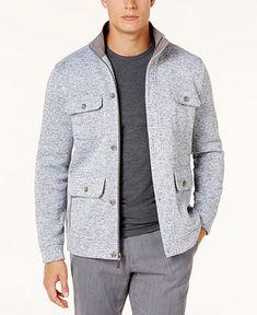 Tasso Elba Men s Fleece Jacket e1fa30c50