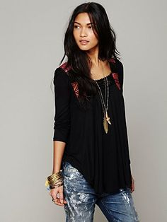 Free People Theresa Top at Free People Clothing Boutique