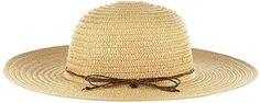 Pin for Later: Behaltet einen kühlen Kopf mit diesen coolen Sommerhüten  Esprit Damen Strohhut (23 €)