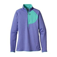 W's Thermal Speedwork Zip-Neck (24245)