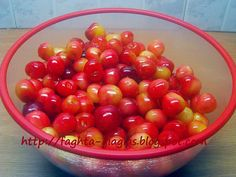 Sweet Recipes, Cherry, Fruit, Vegetables, Desserts, Food, Cakes, Food And Drinks, Tailgate Desserts