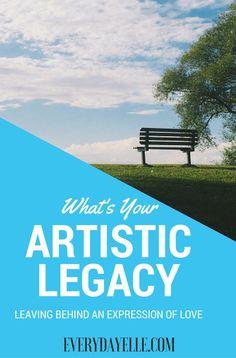 art, legacy, kindnes