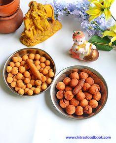 Uppu seedai  & Vella seedai using store bought rice flour