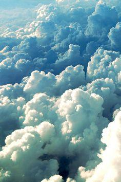 Clouds - Sky and clouds - Above the clouds - Sky - Skyscape - Beautiful sky - cloudsDark Cloud Beautiful Sky, Beautiful World, Beautiful Places, Beautiful Pictures, Above The Clouds, Sky And Clouds, Blue Clouds, Nature Sauvage, Sky Aesthetic