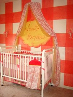 Real-Life Nurseries: Lily's Bright Quarters