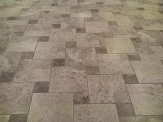 pinwheel tile pattern | He who trims himself to suit everyone will soon whittle himself away ...