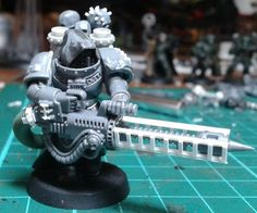 Ordo Xenos Inquisitor with Conversion Beamer