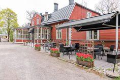 Puotilan Kartano sijaitsee Itä-Helsingin sydämessä - lounasravintola, yksityis- ja yritystilaisuudet, kiva miljöö..