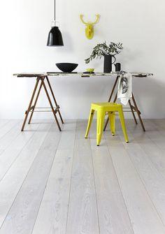 Danish White Timber in American Oak | Royal Oak Floors