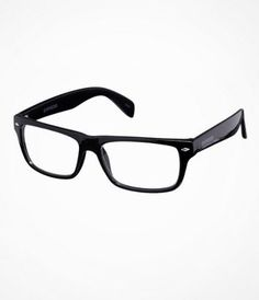 SQUARE CLEAR GLASSES at Express
