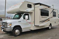 Used 2016 Winnebago Minnie Winnie 27Q Motor Home Class C at Blue Dog RV | Spokane Valley, WA | #300505A