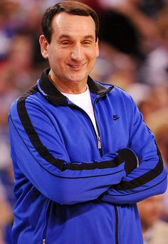 This Day In NCAAB History: 1980 - Duke University hires Mike Krzyzewski to coach the men's basketball team.  keepinitrealsports.tumblr.com  keepinitrealsports.wordpress.com