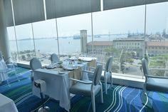 Restaurante Hotel Presidente Luanda #luanda #angola #hotelemluanda #hotelpresidenteluanda