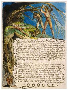 America: A Prophecy William Blake, English Poets, Morgan Library, Printmaking, America, World, Grande, Artist, Prints