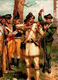 Various uniforms , 1776 American Revolutionary War, American War, American History, Westerns, Continental Army, Seven Years' War, Colonial America, Founding Fathers, Historical Photos