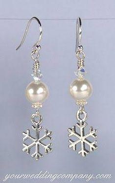 Resultado de imagen para earrings christmas