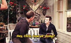 Tim Daly uses subliminal messaging to convince Chris Colfer to cast Sam Daly in Glee.