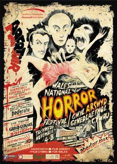 Wales National Horror Festival (Doug Bradley)