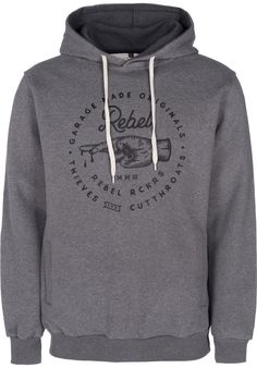Rebel-Rockers TNC - titus-shop.com  #Hoodie #MenClothing #titus #titusskateshop
