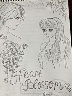 The Dreams of Eriza Yu's: Fiksi: Heart Blossoms (chap.1) by Elisabeth