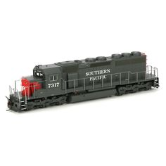 HO RTR SD40, SP #7317 (ATH89888): Athearn Trains