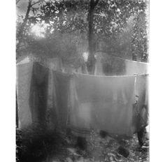 "Josef Sudek, ""La fenêtre de mon atelier"", vers 1940-1950…"
