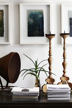 Those PRINTS!!!  home styling, holiday home | Country Style • Sharyn Cairns