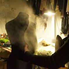 Steam means shape  #simonanapolitanoatelier