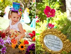 Alice In Wonderland Party {Guest Feature} — Celebrations at Home
