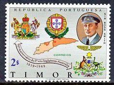 Timor Português. Actualmente em 2016  já independente há alguns anos.