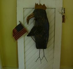 Crows, Fall Decor, Primitive, Dolls, Halloween, Summer, Fabric, Ravens, Baby Dolls